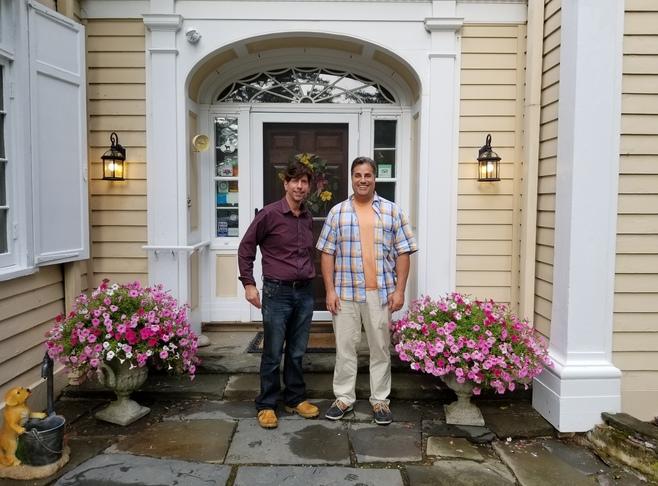 Meet Doug & Jim Innkeeper Photo
