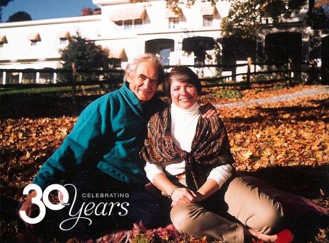 Diane and Vernon Reuss