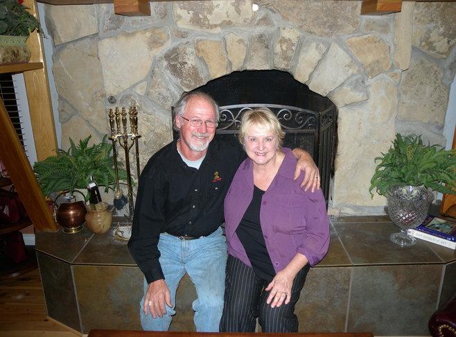 Joyce and Yvan Beliveau welcome you! Innkeeper Photo
