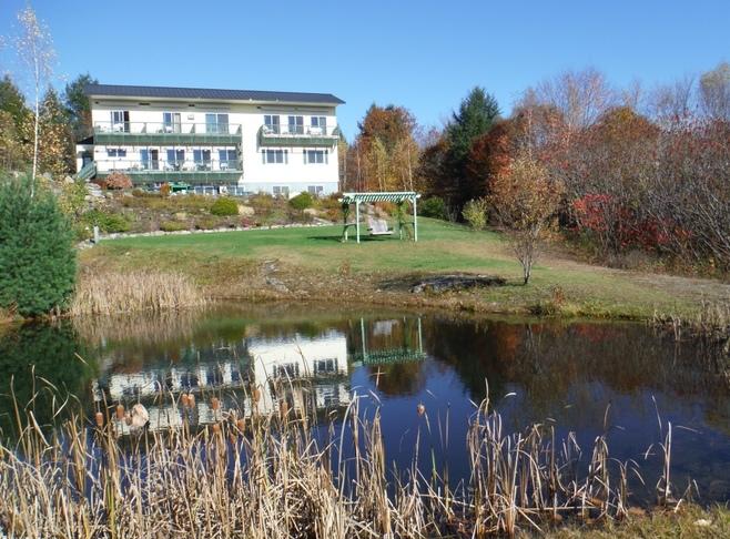Natural beauty overlooking Newfound Lake Innkeeper Photo