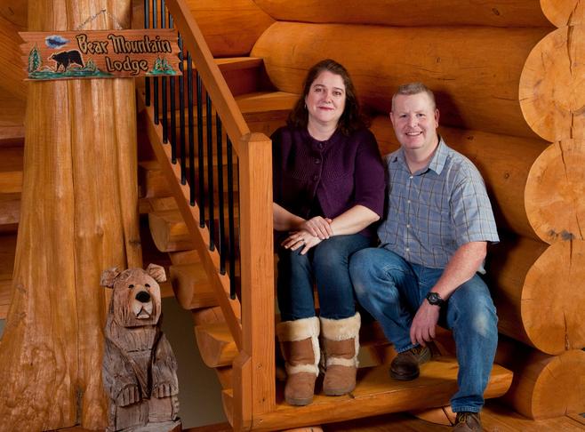 Carol & Michael Kerivan Innkeeper Photo