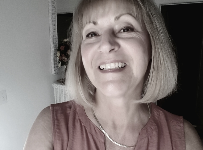 Hi, I'm Cathy, owner and your host of the Starkey House Innkeeper Photo