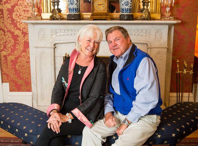 Richard and Dorothy Mollett Innkeeper Photo