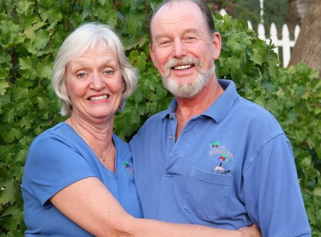 Dane Pitcher & Rita Wells