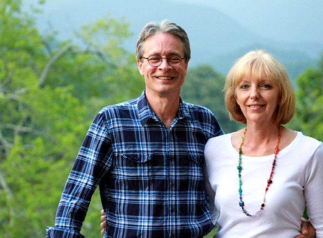 Jim and Theresa