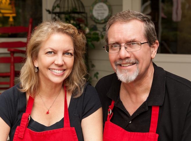 Meet Doug and Jenny Bowman Innkeeper Photo