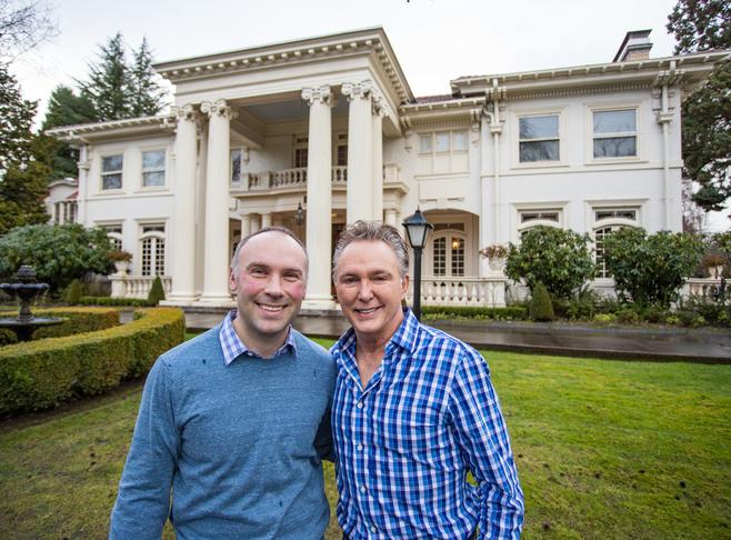 Welcome to Portland's White House Innkeeper Photo