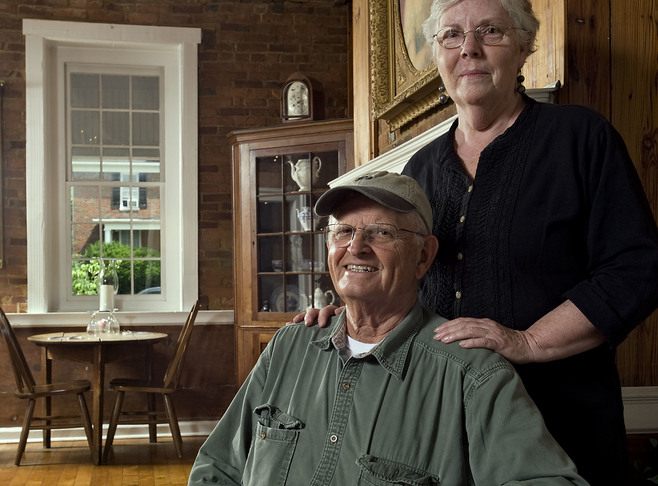 Historic Wayside Inn & Larrick's Tavern Innkeeper Photo