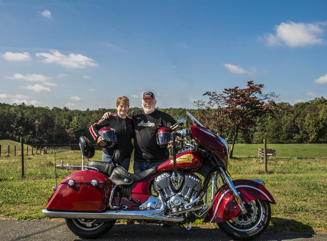 Cindy & Gary Hoback Innkeeper Photo