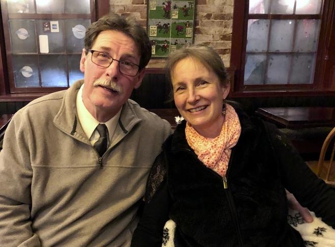 Warren & Yvonne Innkeeper Photo