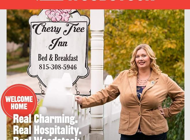 The Cherry Tree Inn B&B Innkeeper Photo
