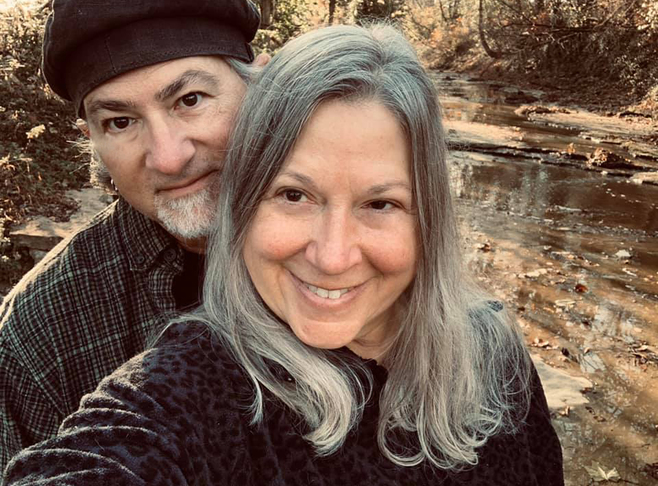 MEET YOUR INNKEEPERS —Carol & Rich