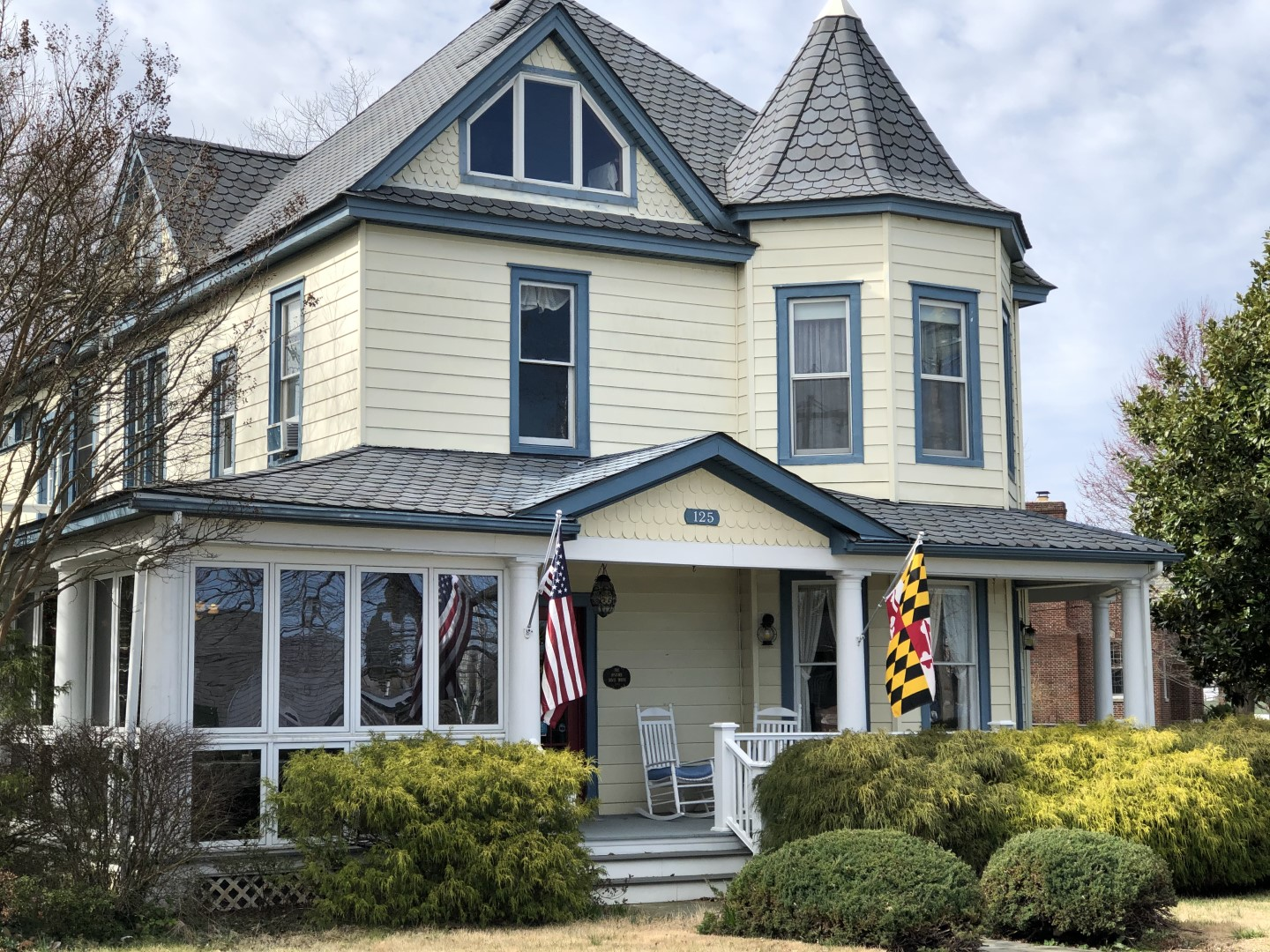 Solomons Bed and Breakfast