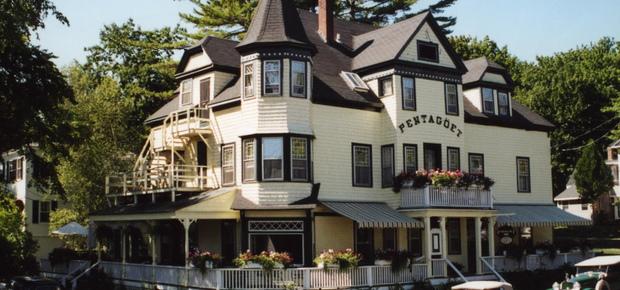 Pentagoet Inn & Restaurant