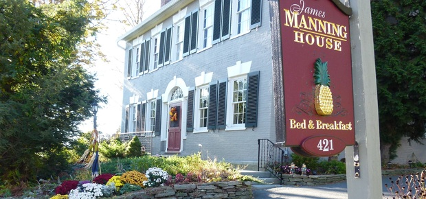 James Manning House Bed and Breakfast