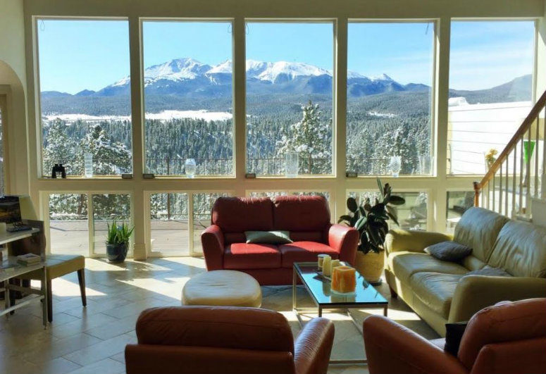 Woodland Park Bed and Breakfast