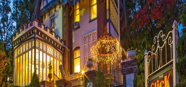 Tuck U Inn at Glick Mansion Bed & Breakfast
