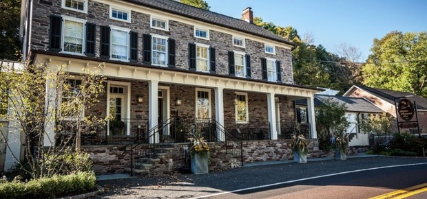 Golden Pheasant Inn on the Delaware