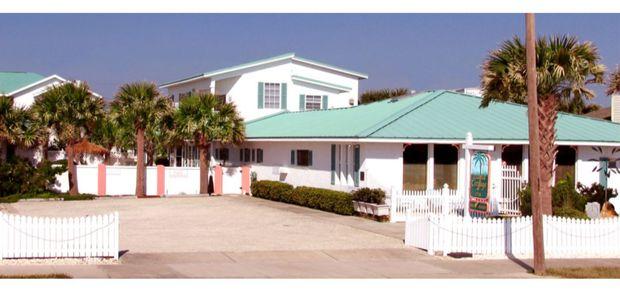 Island Cottage Oceanfront Inn