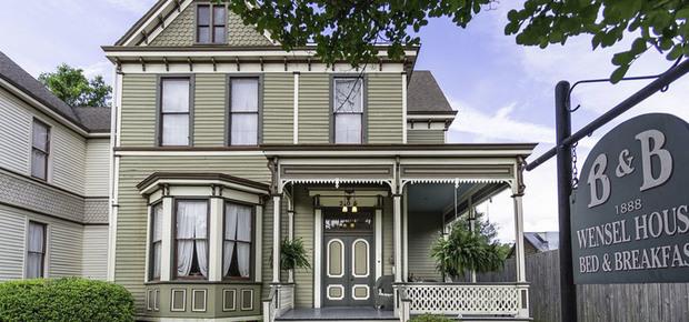 1888 Wensel House B&B