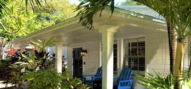 Authors Key West Guest House