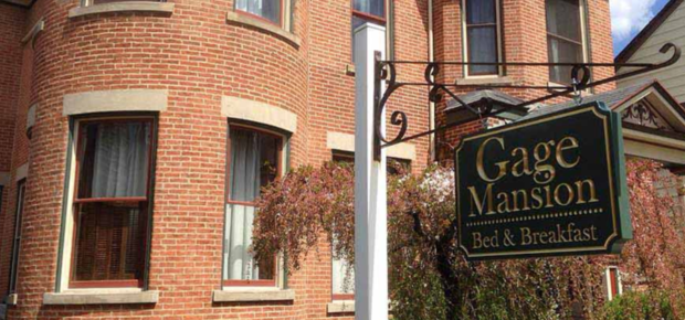 Gage Mansion Bed and Breakfast