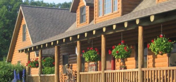 LogHaven Bed and Breakfast