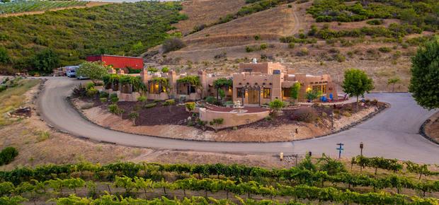 Wild Coyote BnB Estate Winery