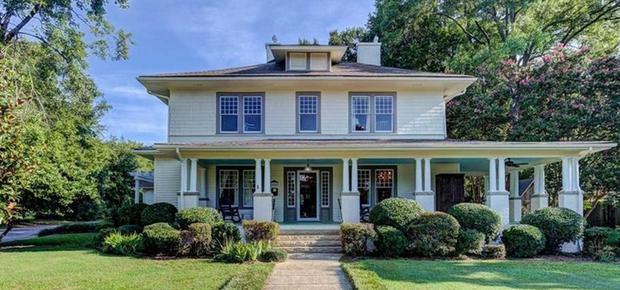 The Hunter House Madison