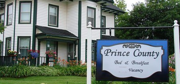 Charlottetown, PE, Canada Bed and Breakfast