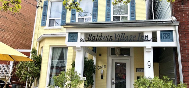 Baldwin Village Inn
