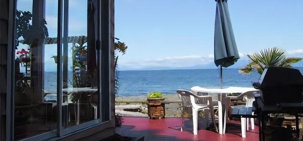 Ucluelet, BC, Canada Bed and Breakfast
