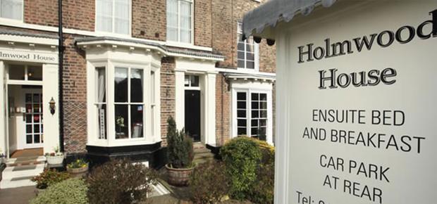 Holmwood House Hotel