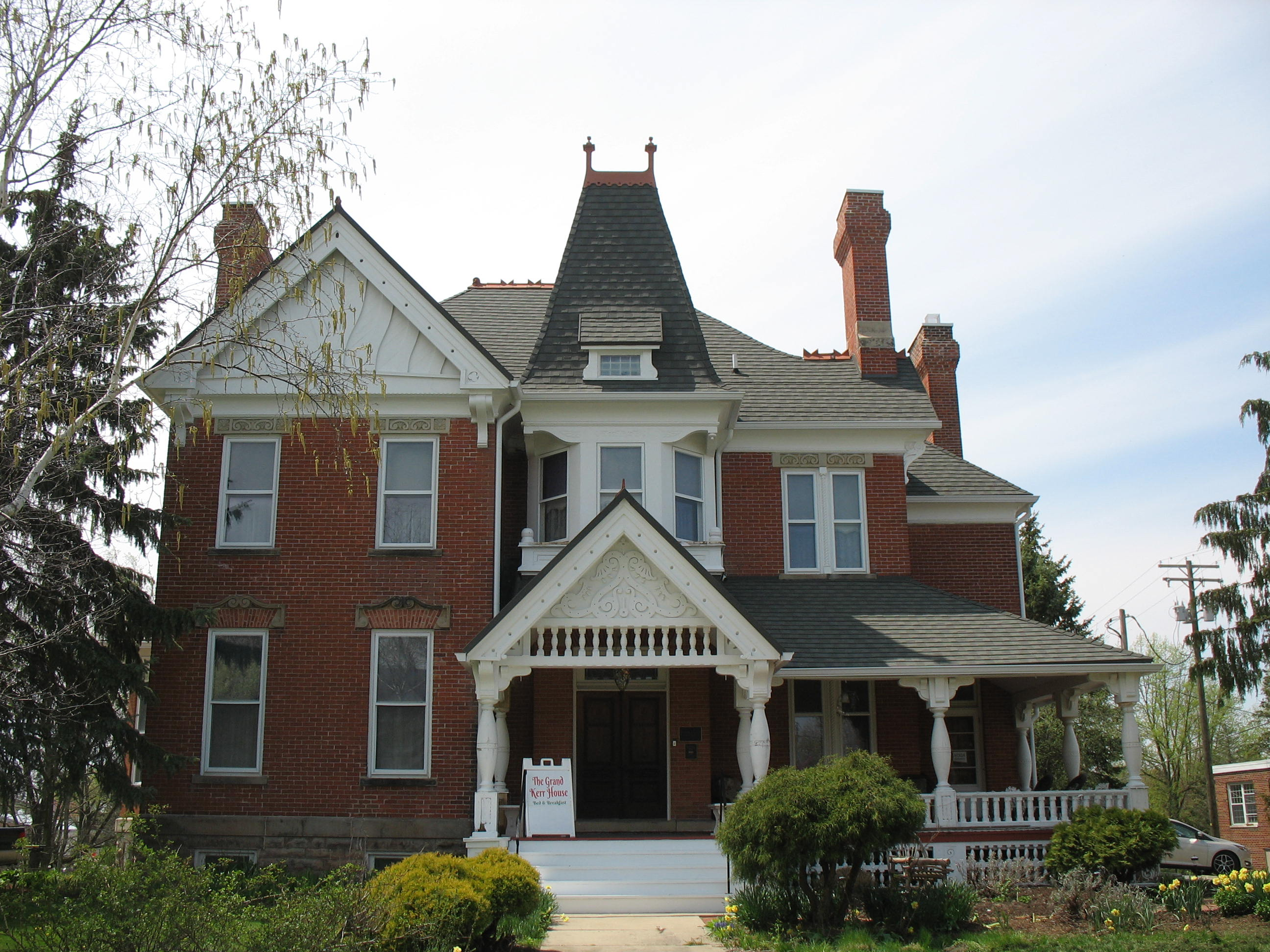 Grand Rapids Bed and Breakfast