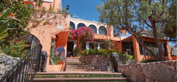 Mexico Bed and Breakfast