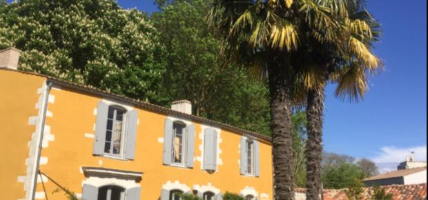 LA BORDERIE DU GO La Rochelle Nieul