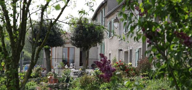 02200 Mercin-et-Vaux, France Bed and Breakfast