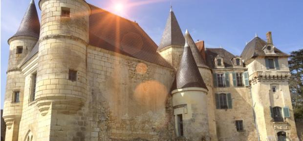 Chateau de la Celle Guenand