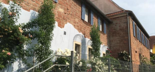 Gästehaus No. 31 im Rosengarten