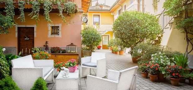 11015 La Salle AO, Italy Bed and Breakfast