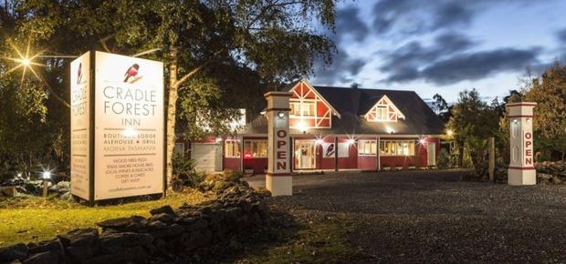 Cradle Chalet Boutique Luxury Lodge