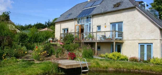 Berrynarbor, Ilfracombe EX34 9SE, UK Bed and Breakfast