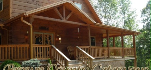 Cozy Bear Cabin of Brown County Getaways