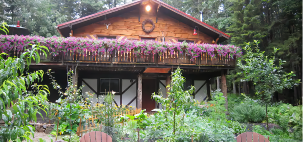 Welch Mountain Chalet