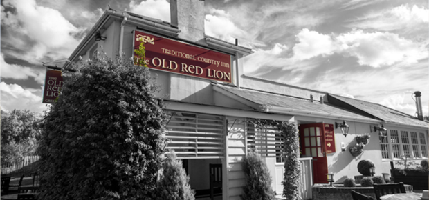 The Old Red Lion Inn