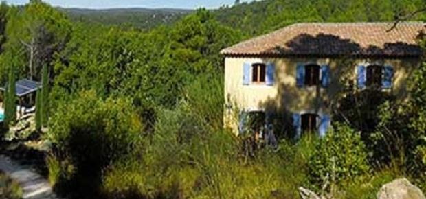 La Bastide des Templiers en Provence