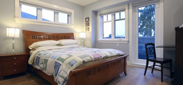 A Vancouver Traveller Bed and Breakfast