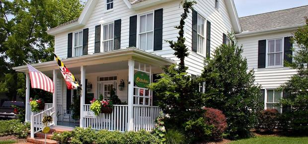 Five Gables Inn and Spa
