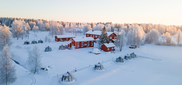 Arctic Guesthouse & Igloos