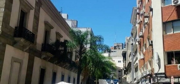 Montevideo Port Hostel